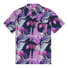Load image into Gallery viewer, HUF Paraiso Resort Short Sleeve Woven Shirt Navy Blazer