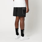 Load image into Gallery viewer, HUF Paraiso Tech Short Mens Shorts Black