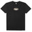 HUF Pch Logo T Shirt Mens Tee Black
