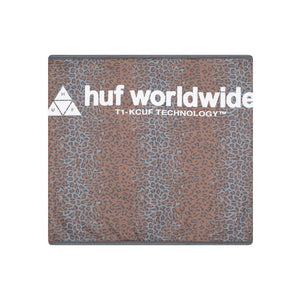 HUF Peak 3.0 Neck Gaitor Mens Scarf Black