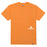HUF Peak 3.0 T Shirt Mens Tee Russet Orange