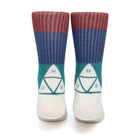 Load image into Gallery viewer, HUF Peak Stripe Sock Unbleached