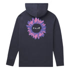 Load image into Gallery viewer, HUF Peaking Pullover Hoodie French Navy
