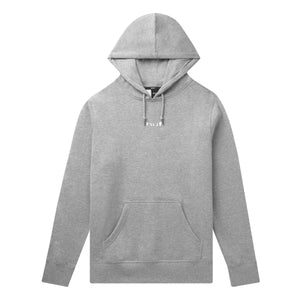 HUF Peaking Pullover Hoodie French Grey Heather