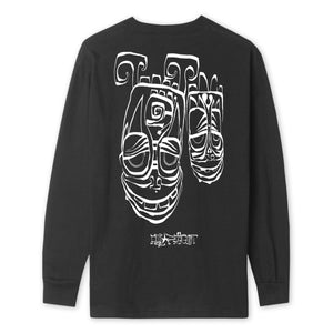 HUF Phil Frost LS Tee Black