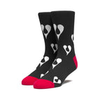Load image into Gallery viewer, HUF Phil Frost Socks Black