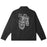 HUF Phil Frost Work Jacket Black