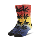 Load image into Gallery viewer, HUF Plantlife Gradient Dye Sock Yellow