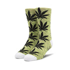 Load image into Gallery viewer, HUF Plantlife Melange Sock Huf Green
