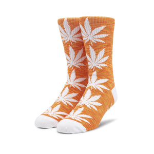HUF Plantlife Melange Sock Orange
