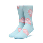 Load image into Gallery viewer, Huf Plastic Hearts Sock Pale Aqua