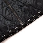 Load image into Gallery viewer, HUF Polygon Quilted Jacket Black