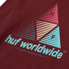 Load image into Gallery viewer, HUF Prism TT Hoodie Brick