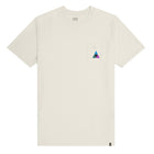 Load image into Gallery viewer, HUF Prism Triple Triangle Pocket T Shirt Mens Tee Oyster White