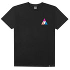 Load image into Gallery viewer, HUF Prism Triple Triangle T Shirt Mens Tee Black