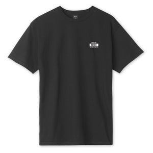 HUF Product T-Shirt Mens Printed Tee Black