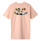 Load image into Gallery viewer, HUF Product T-Shirt Mens Printed Tee Coral Pink
