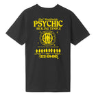 Load image into Gallery viewer, HUF Psychic Temple T-Shirt Black