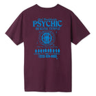 Load image into Gallery viewer, HUF Psychic Temple T-Shirt Burgundy