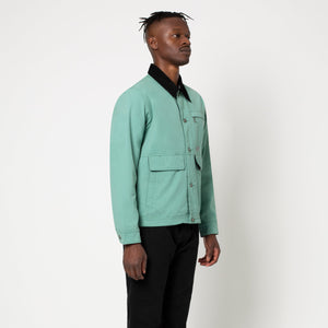 HUF Remington Jacket Mens Jacket Beryl Green