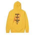 Load image into Gallery viewer, Huf Revenge Pullover Hoodie Yellow