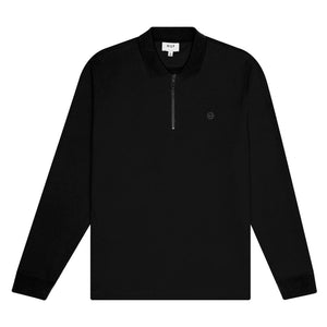Rosecrans Long Sleeve Knit Black