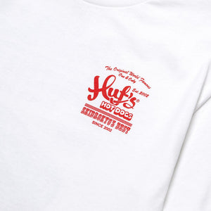 Skidrokyo Street Dog T-shirt White