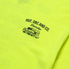 Load image into Gallery viewer, Skidrokyo Transport T-shirt Safety Yellow