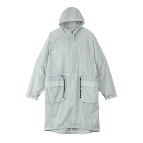 HUF Sport Anorak Womens Jacket Grey