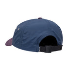 Load image into Gallery viewer, HUF Standard Contrast Curved Visor 6 Panel Mens Cap Navy Blazer