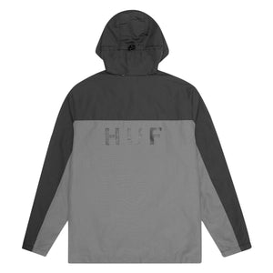 HUF Standard Shell 3 Jacket Mens Jacket Black