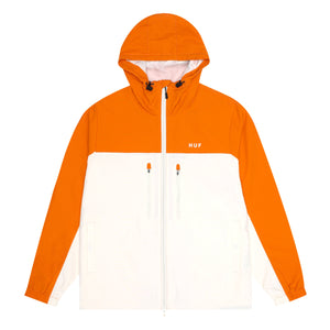 HUF Standard Shell 3 Jacket Mens Jacket Rust