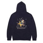 Load image into Gallery viewer, HUF STARLIGHT PULLOVER HOODIE NAVY