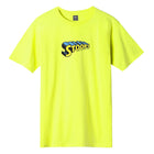 Load image into Gallery viewer, HUF Stoops Man T-Shirt Mens Printed Tee Hot Lime