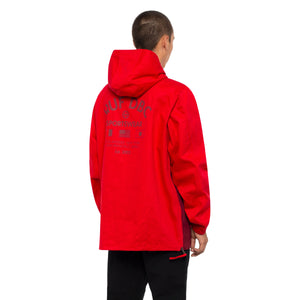 HUF Studio Anorak Jacket Mens Jacket Poppy