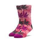 Load image into Gallery viewer, HUF Tie Dye Plantlife Sock Mens Sock Poppy