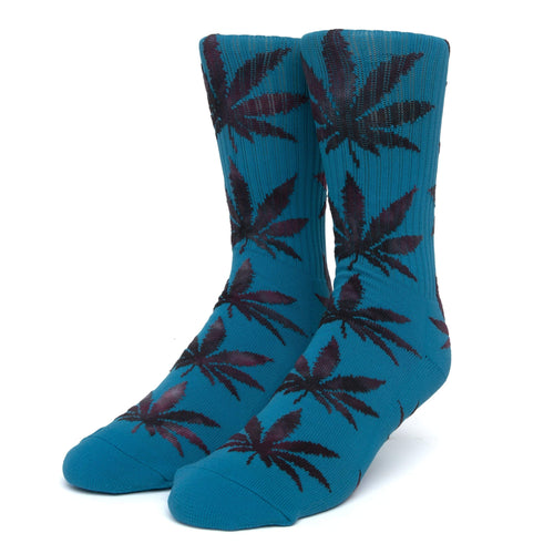 Tiedye Leaves Plantlife Sock Marina