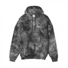 Load image into Gallery viewer, HUF Womens Tie Dye PO Hoody Black
