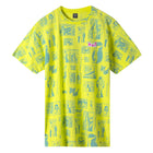 Load image into Gallery viewer, HUF Tijuana Memories T-Shirt Hot Lime