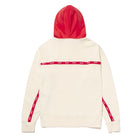 Load image into Gallery viewer, HUF Track Pullover Hoodie Off White
