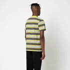 Load image into Gallery viewer, HUF Travis Short Sleeve Knit Top Mens SS Shirt Hot Lime