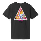 Load image into Gallery viewer, HUF Trojan Nirvana T-Shirt Mens Black