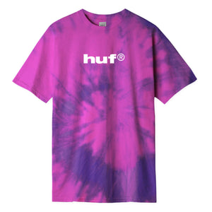 HUF Viral T-Shirt Hot Pink