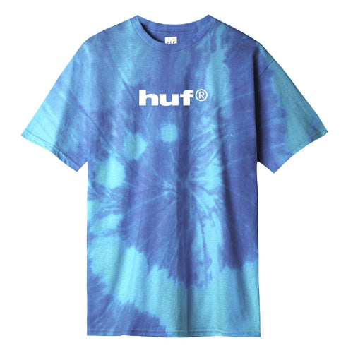 HUF Viral T-Shirt Pacific Blue