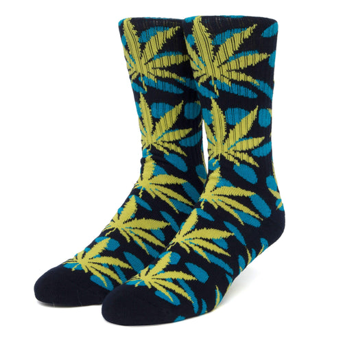 Huf Warped Dots Plantlife Sock Marina