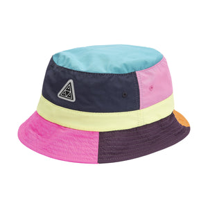 HUF Wave Nylon Bucket Hat Multi