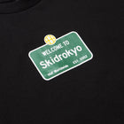 Load image into Gallery viewer, Welcome To Skidrokyo T-shirt Black