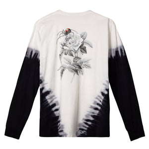 Huf Widow Long Sleeve T-shirt White