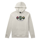 Load image into Gallery viewer, HUF Wild Flowers 2 Pullover Hoodie Unbleached