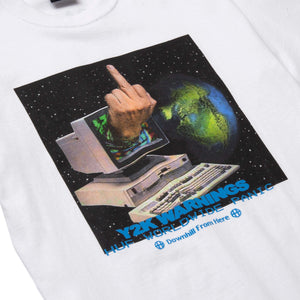 Huf Y2K DAY T-Shirt White